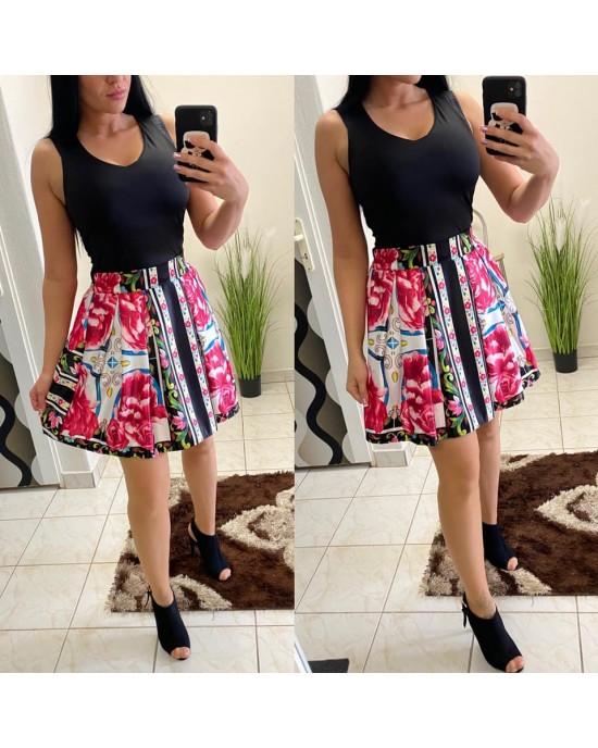 Dámska sukňa flower